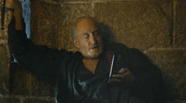 Tywin Lannister death - Game of Thrones
