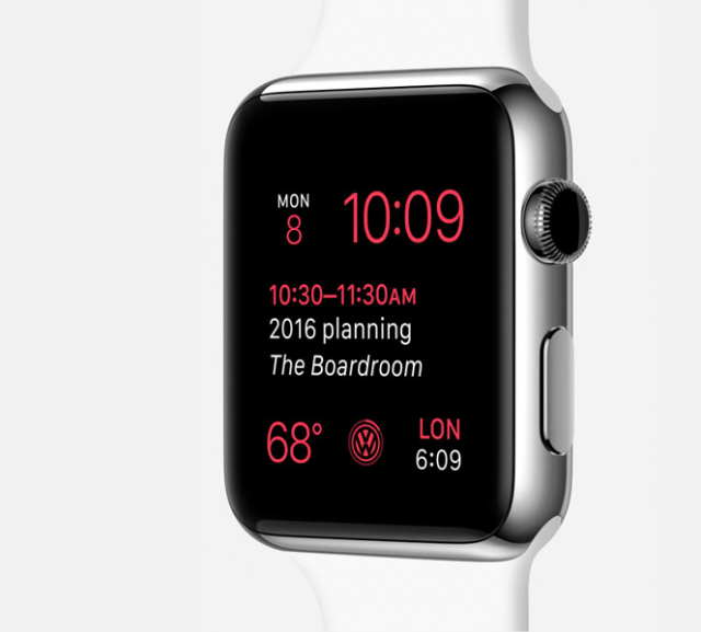 watchOS 2 adds Time Travel feature to the Apple Watch