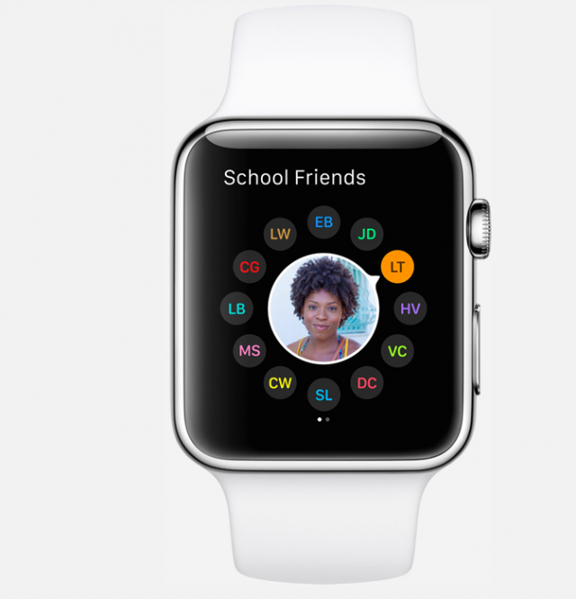 watchOS 2 enables users to add more friends to Apple Watch