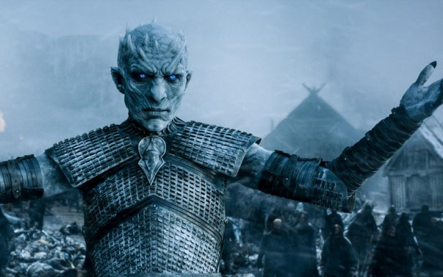 White Walker, Night's King - Game of Thrones