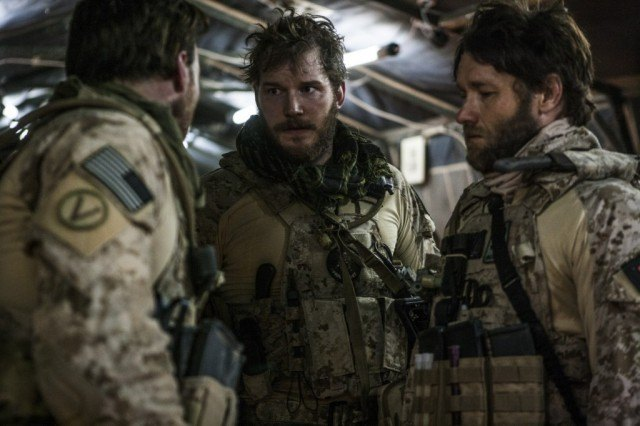 Chris Pratt in 'Zero Dark Thirty.'