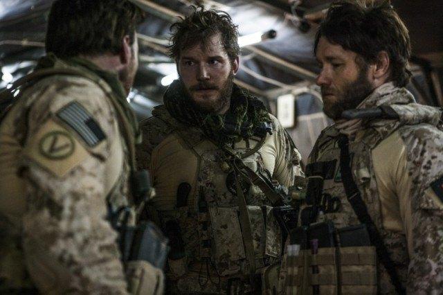 Chris Pratt in 'Zero Dark Thirty.'