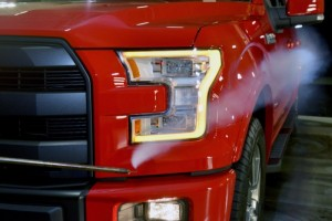The Ford F-150 Learned Its Aerodynamic Tricks From the Mustang