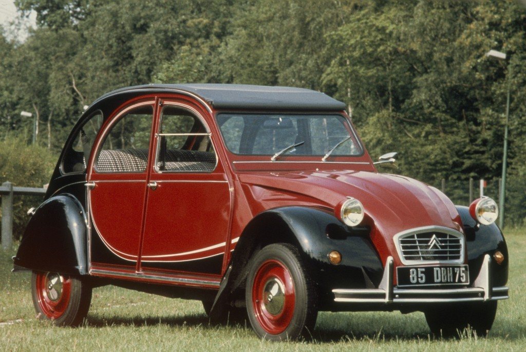the citr u00f6en 2cv  the classic car that put france on wheels