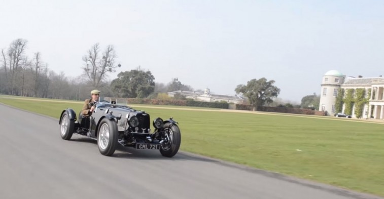 Source: YouTube/Goodwood Road & Racing