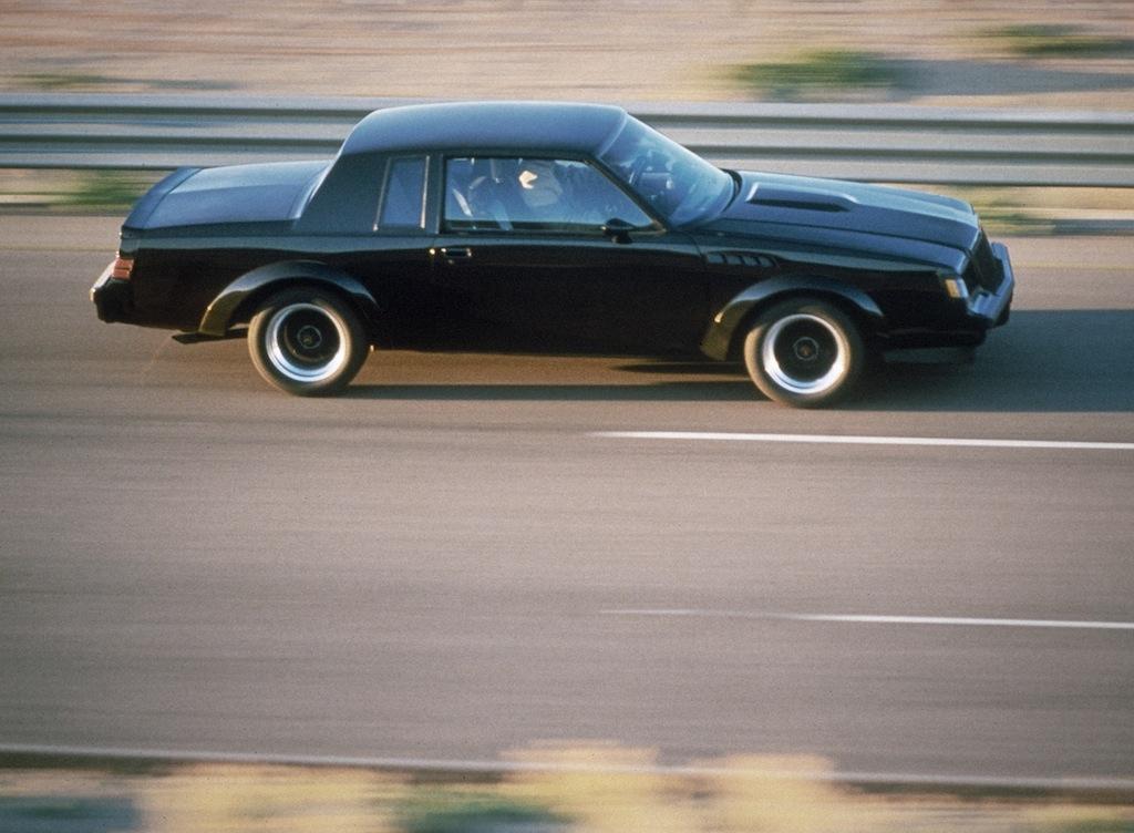 The legendary 1987 Buick GNX