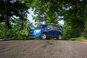 Review: Chevy's Youthful Trax CUV Is Ready to Play