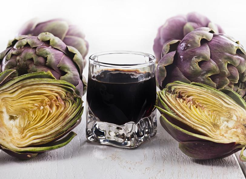 Cynar, artichoke liqueur