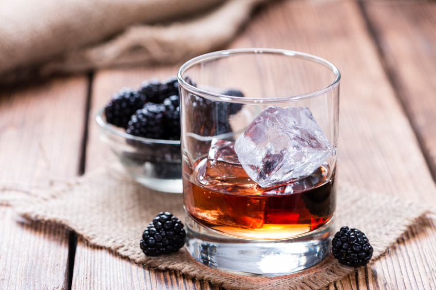 blackberry cocktail