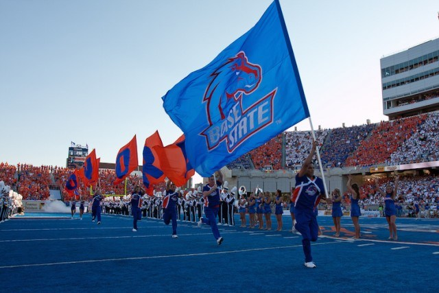 Boise State University football game
