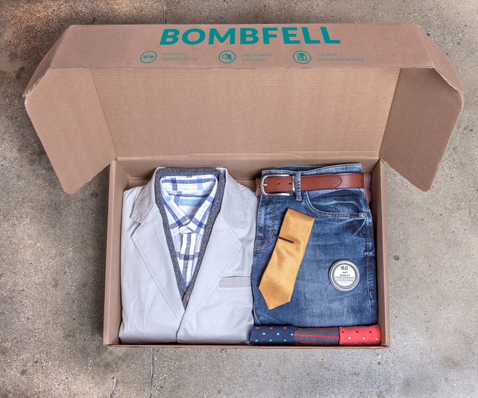 Bombfell clothes