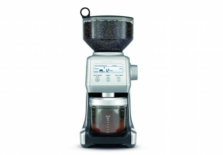 Smart Coffee Maker With Grinder : Breville coffee grinder
