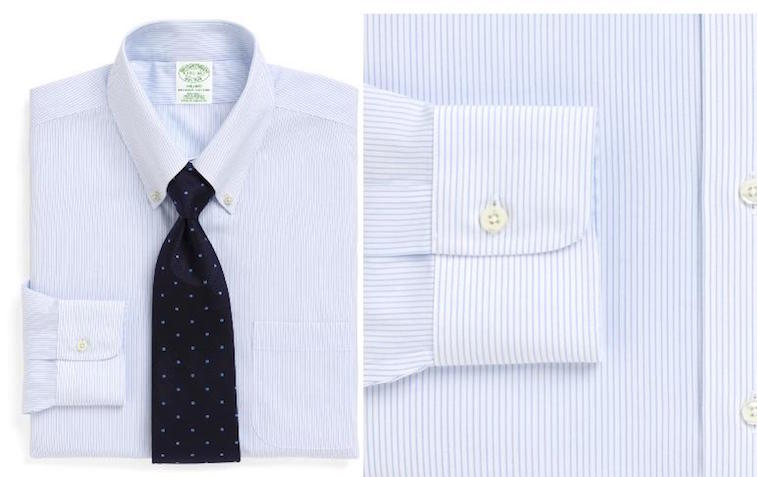Brooks Brothers Oxford