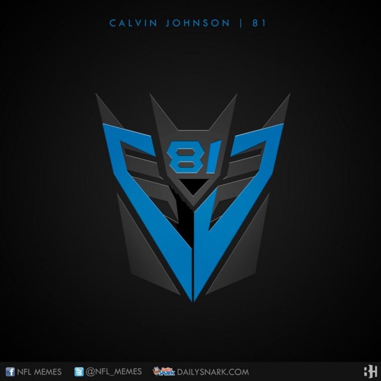 Calvin Johnson logo