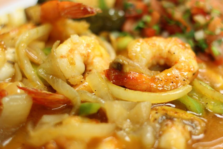 Mexican shrimp