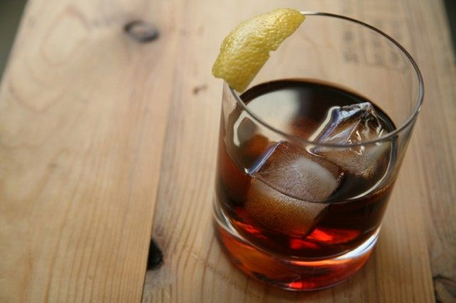 Classic cocktail, Rusty Nail