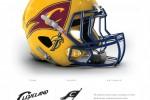 The 5 Best Football Helmets With NBA Logos