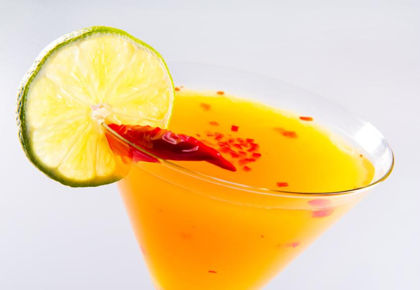 chile martini