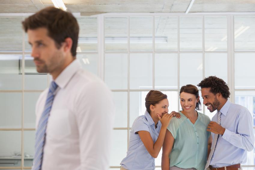 gossip among co-workers
