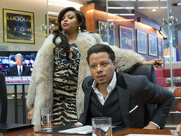 Cookie and Lucious Lyon, Empire - FOX