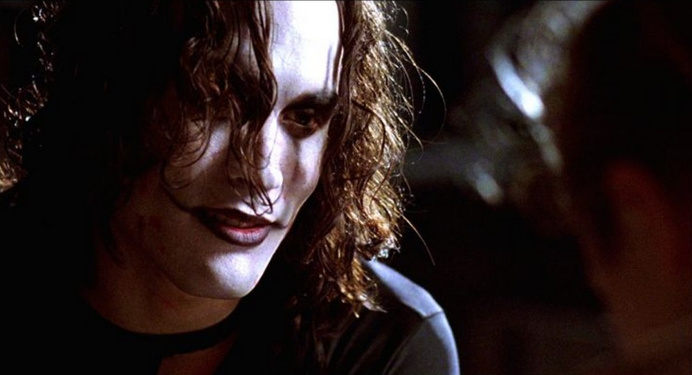'The Crow' star, Brandon Lee