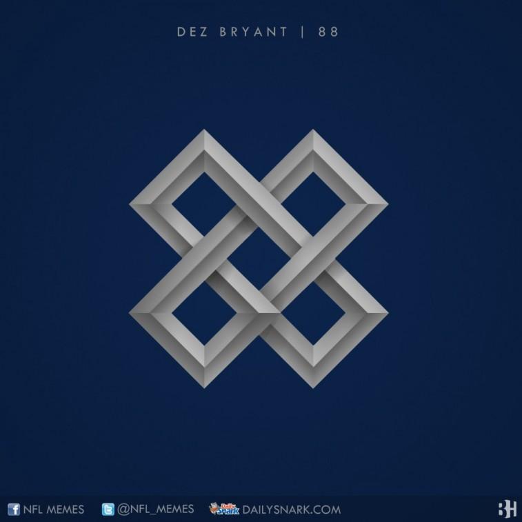 Dez Bryant logo