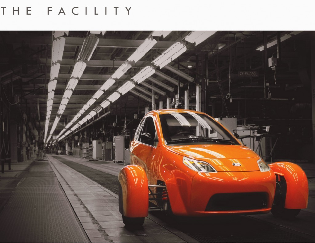 Source:Elio Motors