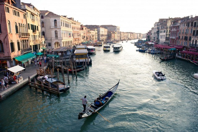 Venice, Italy, a beautiful spot to visit