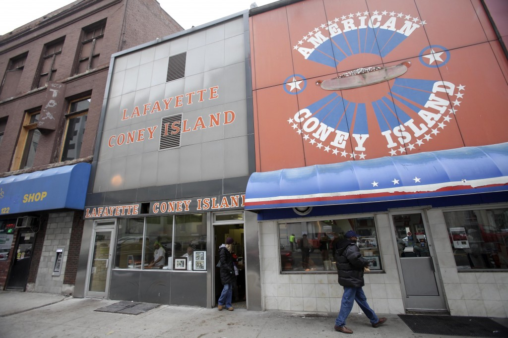 american and lafayette coney island detroit