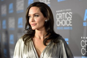 You Won't Believe Who Angelina Jolie Brought to Her Movie Premiere