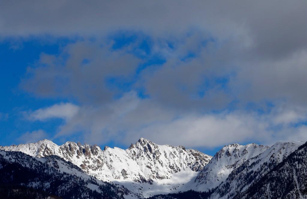 rocky mountains vail colorado