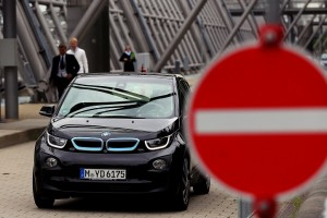 Why BMW Is Tackling Car Sharing With the Electric i3