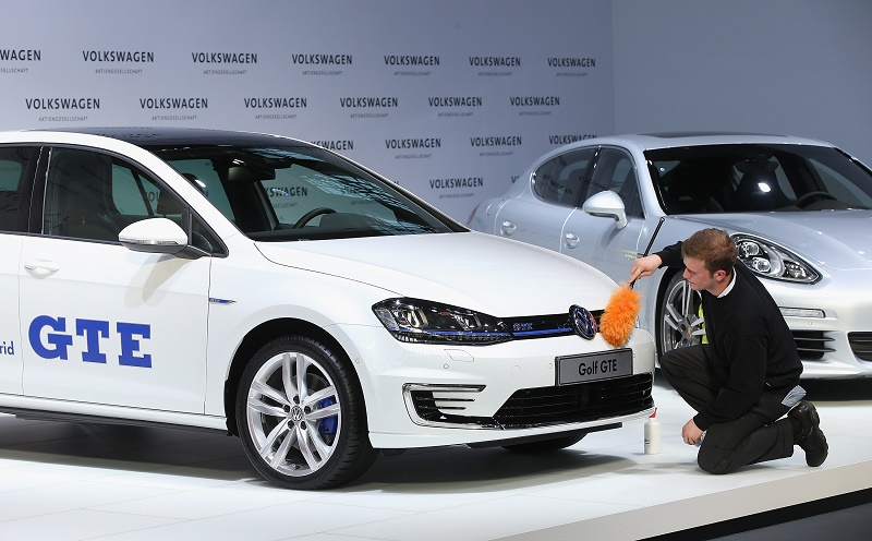 Volkswagen Announces Financial Results For 2013