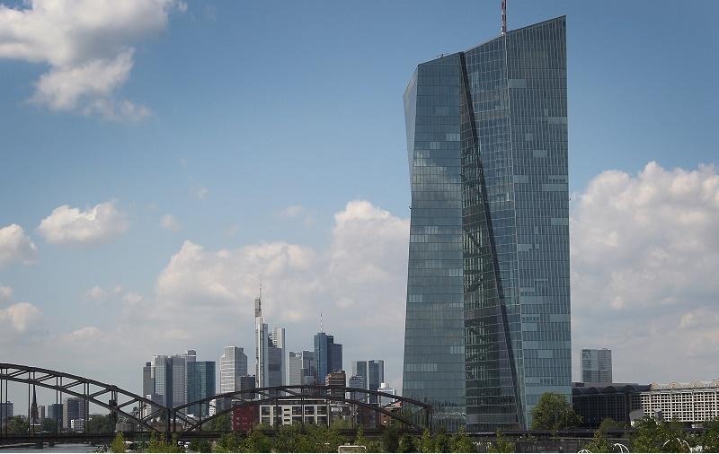 GERMANY-ECB-EU-EUROZONE-GREECE-ECONOMY-DEBT-FINANCE-BANKING