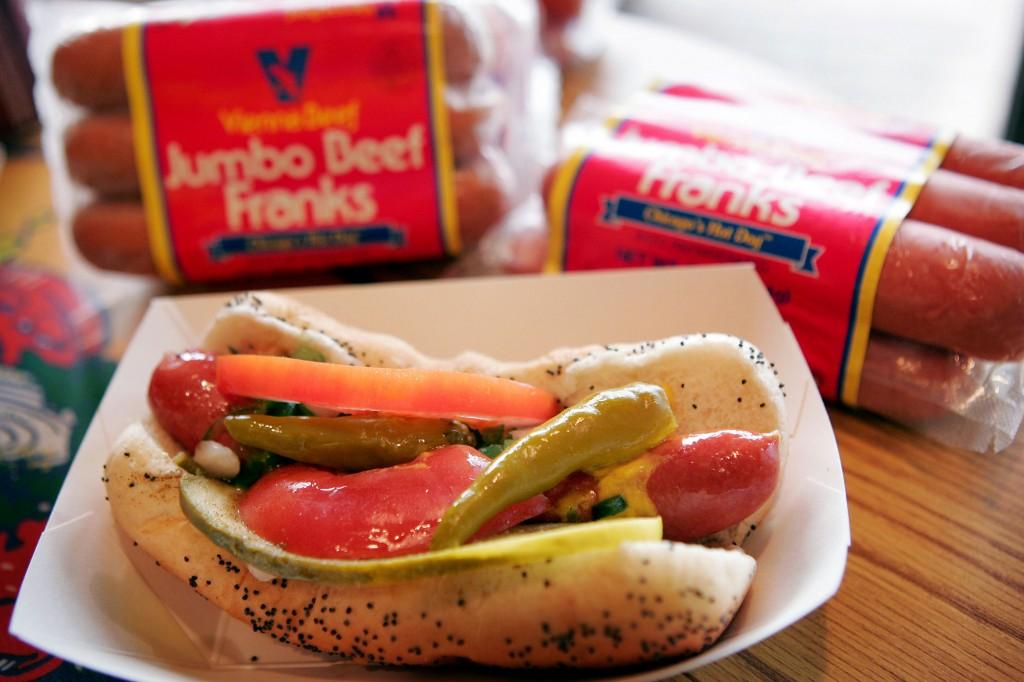 Regional Hot Dog Eating Contest