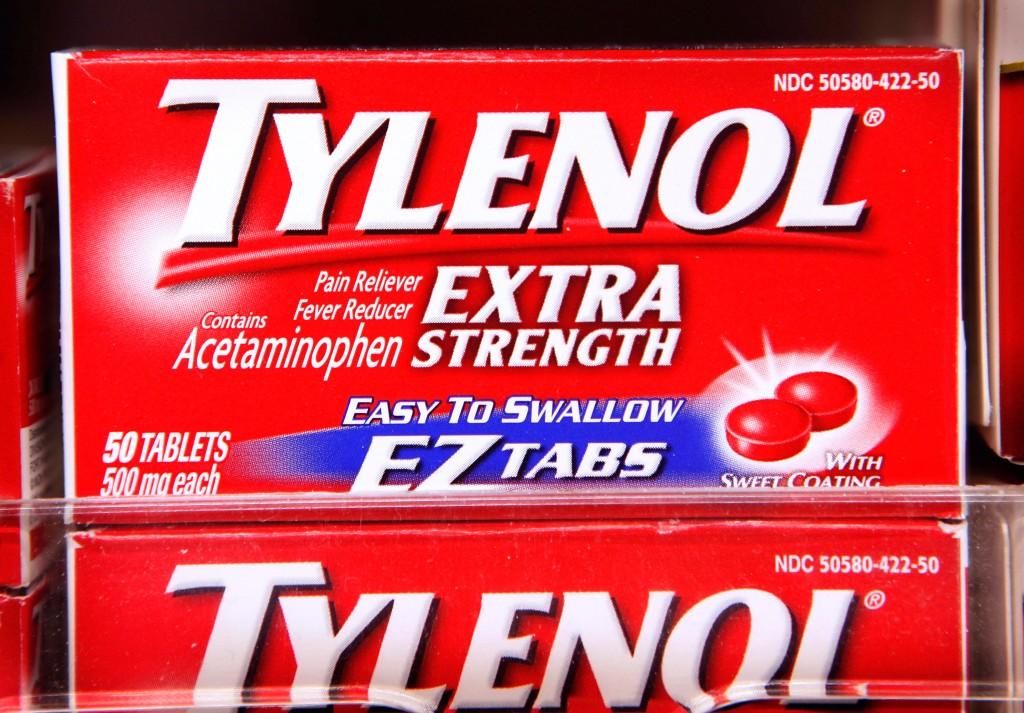 extra strength Tylenol