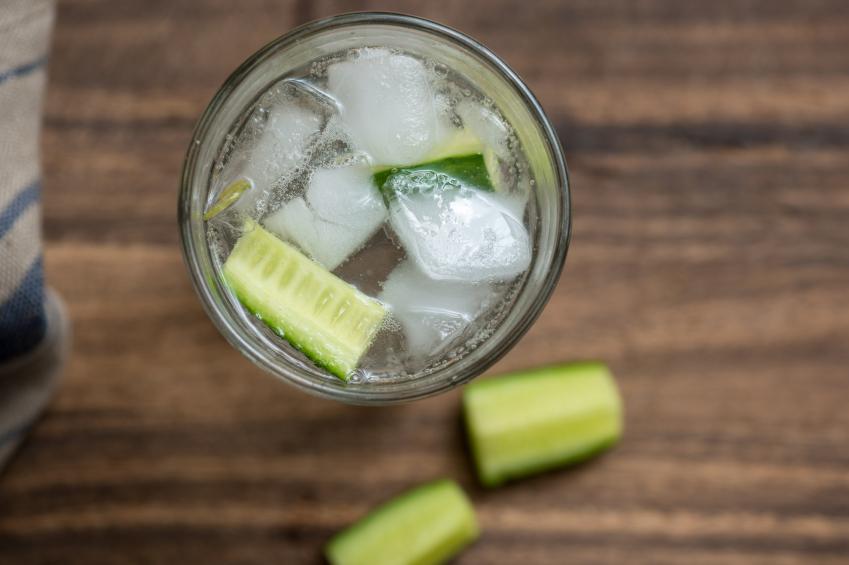 cucumber cocktain