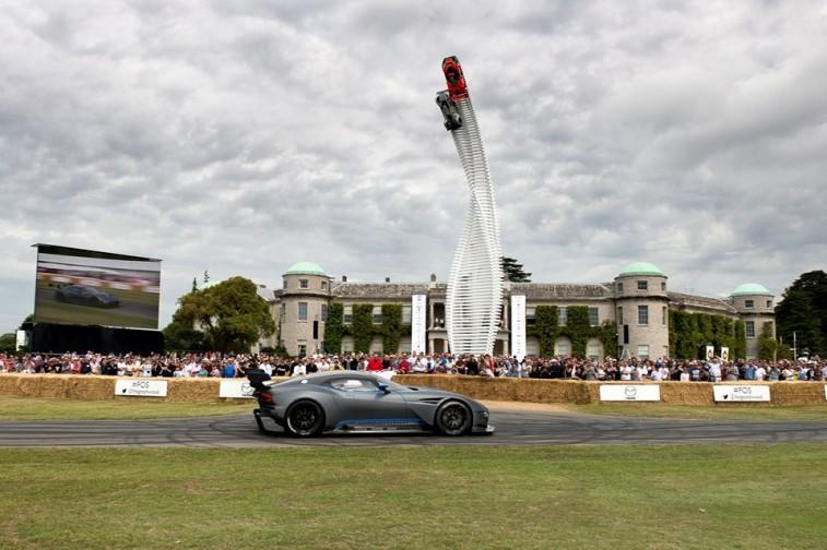 Source: Facebook/Aston Martin
