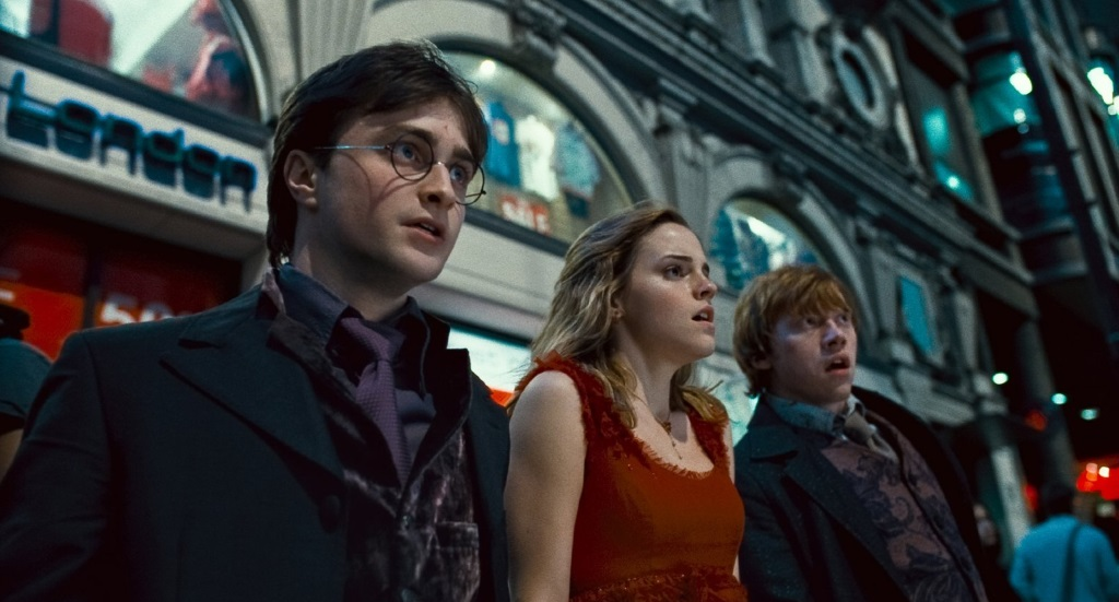 Harry Potter and the Deathly Hallows -- Part 1