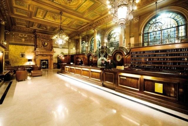 hotel metropole lobby brussels