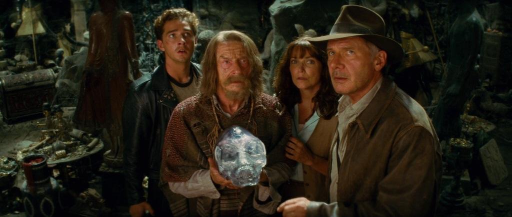 Indiana Jones and the Kingdom of Crystal Skull