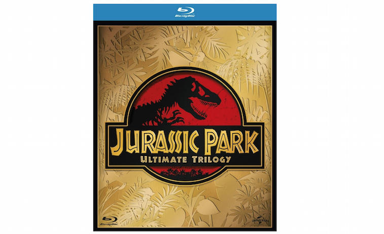 Jurassic Park Trilogy [Blu-ray]