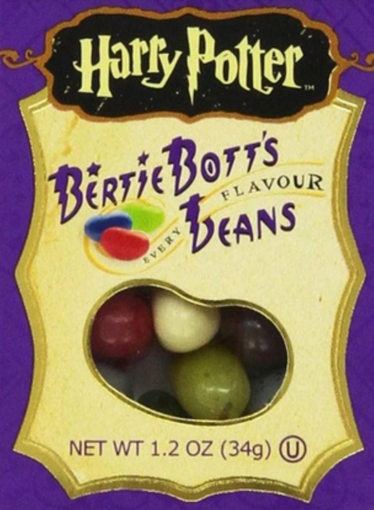 Harry Potter jelly beans