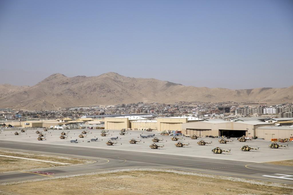 Kabul-airport