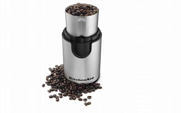 KitchenAid coffee grinder