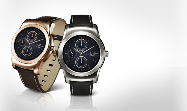 LG Watch Urbane smartwatch