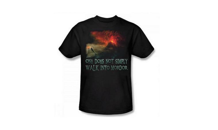 LOTR Shirt