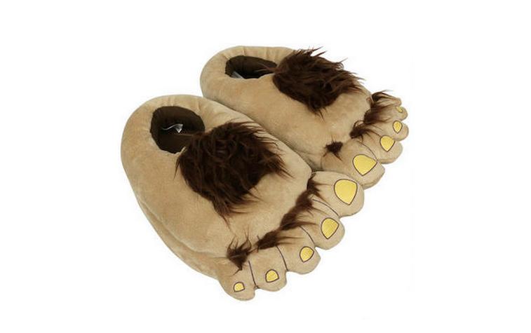 Hobbit Feet Slippers