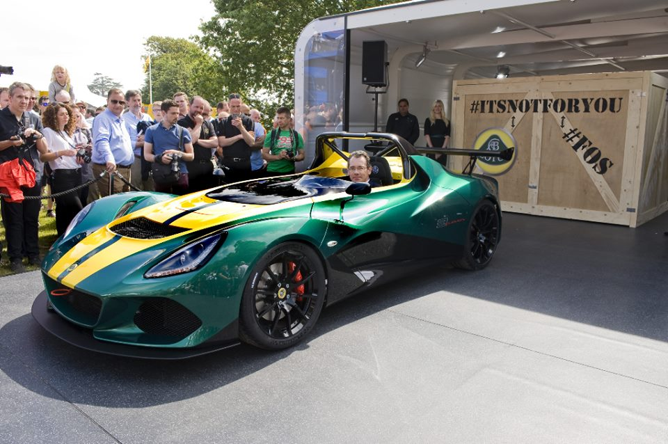 Lotus Will Turn to Crossovers to Find Some Needed Cash