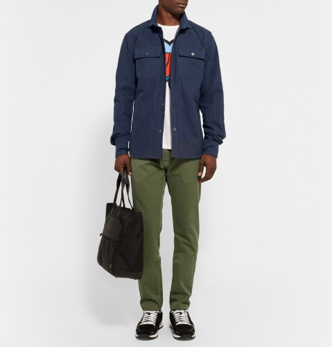 Marc by Marc Jacobs cotton twill chinos at Mr. Porter